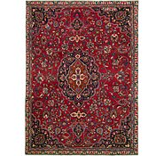 Link to 7' 5 x 10' Mashad Persian Rug