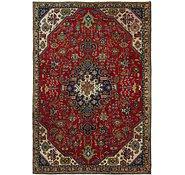 Link to 6' 3 x 9' 2 Tabriz Persian Rug