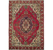 Link to 7' 7 x 10' 9 Tabriz Persian Rug