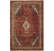 Link to 6' 8 x 10' Hamedan Persian Rug