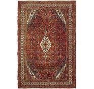 Link to 203cm x 305cm Hamedan Persian Rug