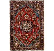 Link to 7' 7 x 10' 3 Mashad Persian Rug