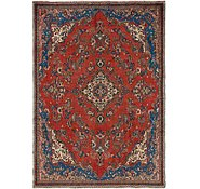 Link to 7' 8 x 10' 10 Hamedan Persian Rug