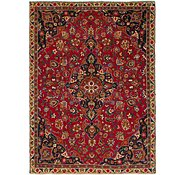 Link to 7' 3 x 10' Mashad Persian Rug