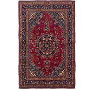 Link to 6' 2 x 9' 5 Mashad Persian Rug