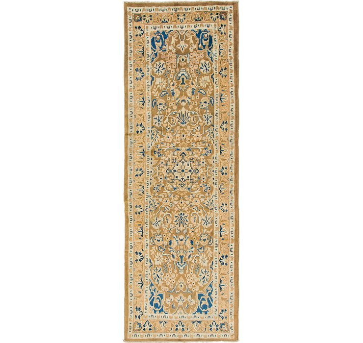 3' 5 x 10' 5 Mahal Persian Runner Rug