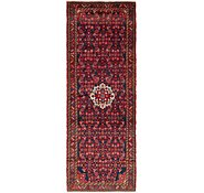 Link to 112cm x 318cm Hossainabad Persian Runner Rug