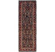 Link to 107cm x 335cm Farahan Persian Runner Rug