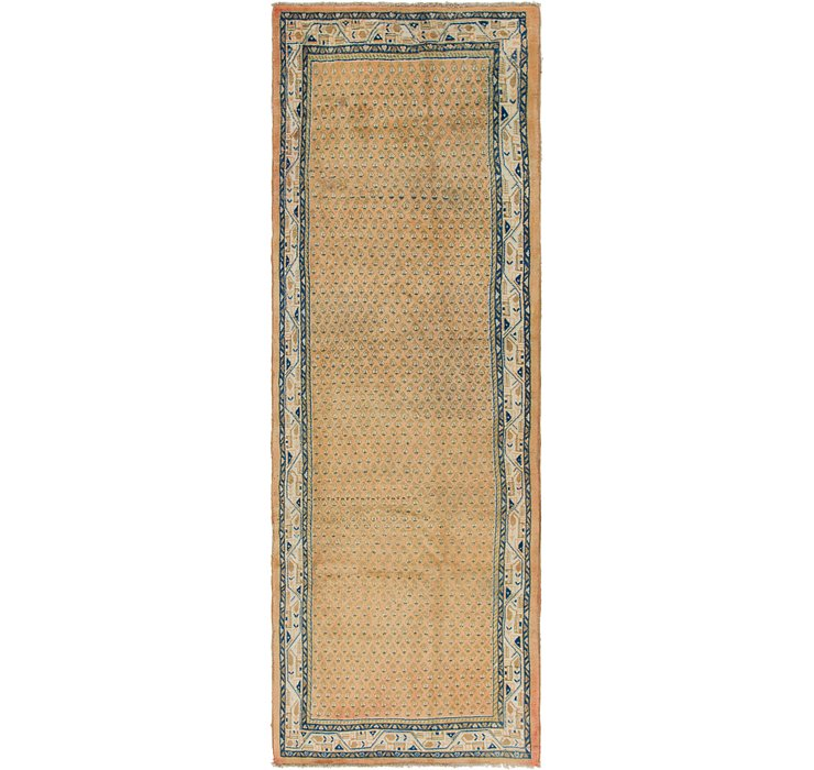 3' 7 x 11' Botemir Persian Runner ...