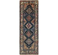 Link to 3' 2 x 9' 9 Chenar Persian Runner Rug
