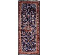 Link to 112cm x 305cm Mahal Persian Runner Rug