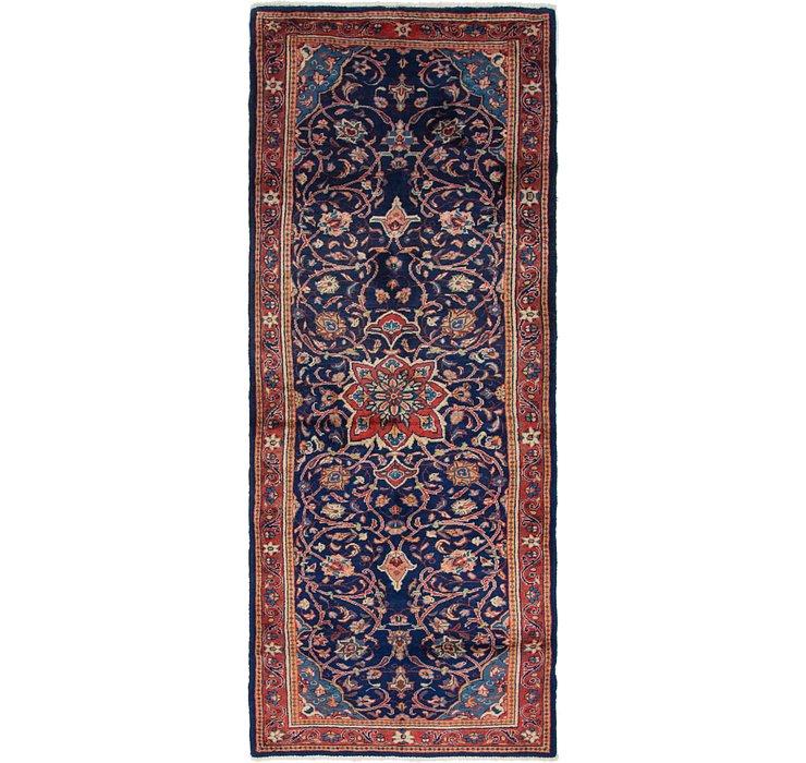 112cm x 305cm Mahal Persian Runner Rug