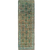 Link to 3' 3 x 10' 6 Farahan Persian Runner Rug