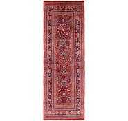 Link to 3' 6 x 10' Mahal Persian Runner Rug