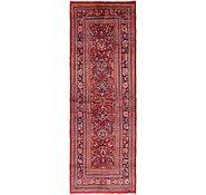 Link to 107cm x 305cm Mahal Persian Runner Rug