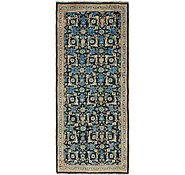 Link to 4' 3 x 10' 4 Mahal Persian Runner Rug