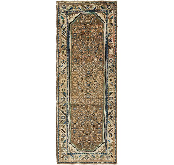 3' 7 x 10' 4 Malayer Persian Runner ...