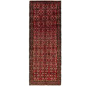 Link to 3' 7 x 9' 8 Hamedan Persian Runner Rug
