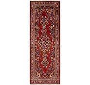 Link to 117cm x 330cm Mahal Persian Runner Rug