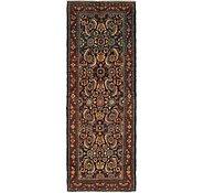 Link to 102cm x 300cm Mahal Persian Runner Rug