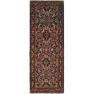 3' 4 x 9' 10 Mahal Persian Runner Rug