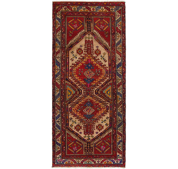 3' 2 x 8' Ardabil Persian Runner ...