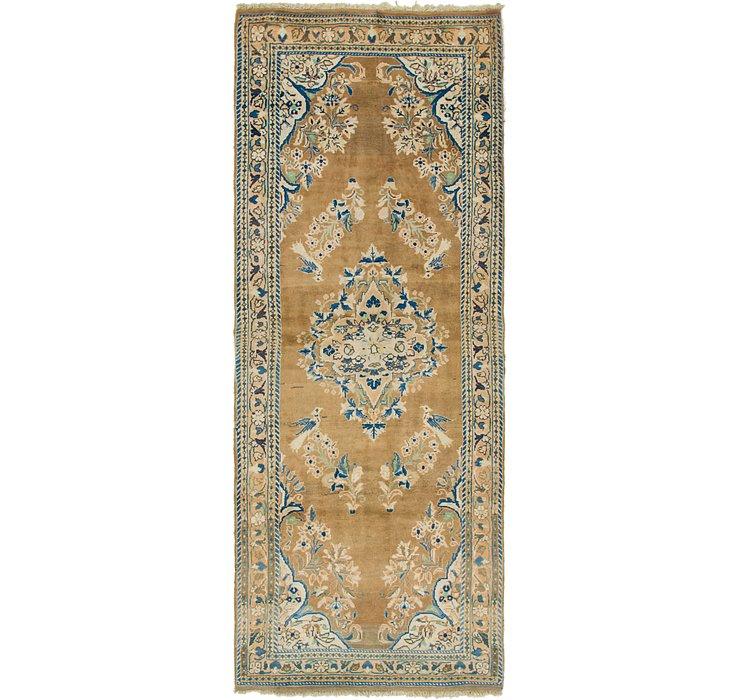 4' x 10' 2 Mahal Persian Runner Rug