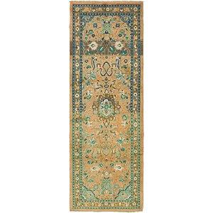 3' 7 x 10' 10 Mahal Persian Runner Rug