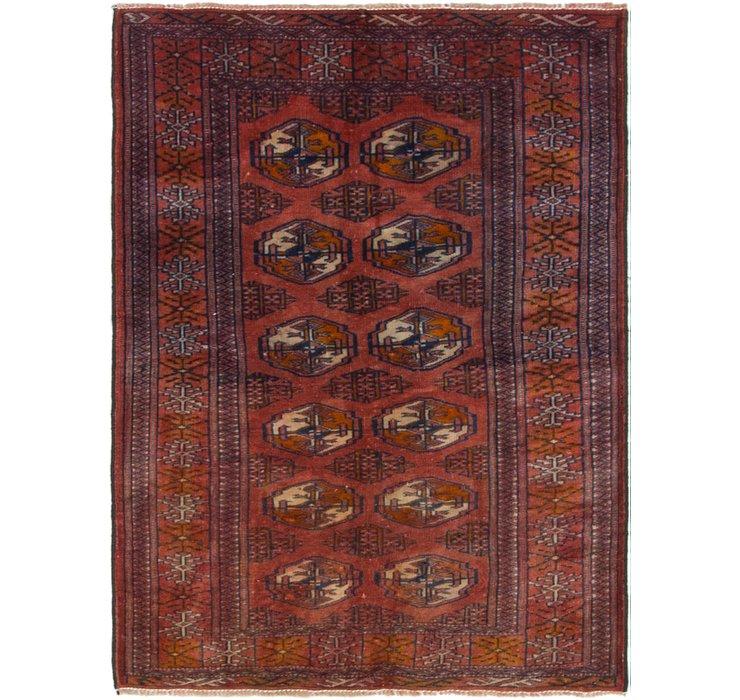 90cm x 122cm Bokhara Oriental Rug