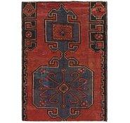 Link to 3' x 4' 4 Hamedan Persian Rug