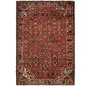 Link to 3' 5 x 5' 3 Hossainabad Persian Rug