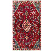 Link to 2' 6 x 4' 5 Tabriz Persian Rug