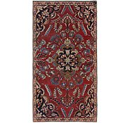Link to 85cm x 168cm Mahal Persian Rug