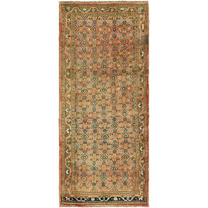 Link to 3' 10 x 9' 8 Farahan Persian Runner... item page