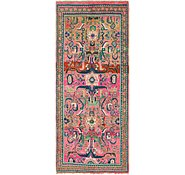Link to 3' 8 x 9' 4 Mahal Persian Runner Rug