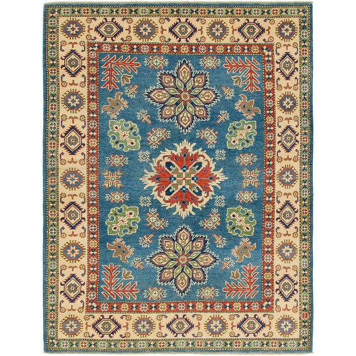 5' 2 x 6' 8 Kazak Square Rug