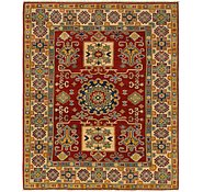 Link to 5' 3 x 6' 4 Kazak Square Rug