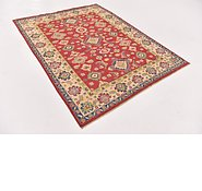 Link to 5' x 6' 4 Kazak Square Rug