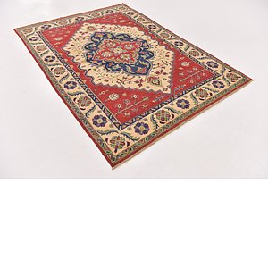 Link to 152cm x 208cm Kazak Rug item page