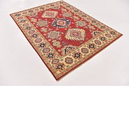 Link to 5' 2 x 6' 4 Kazak Square Rug