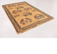Link to 3' 10 x 5' 7 Ghashghaei Persian Rug