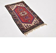 Link to 2' 2 x 3' 8 Balouch Persian Rug