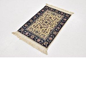 2' 2 x 3' 2 Isfahan Oriental Rug