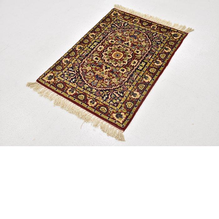 2' 2 x 3' 2 Jaipur Agra Oriental Rug
