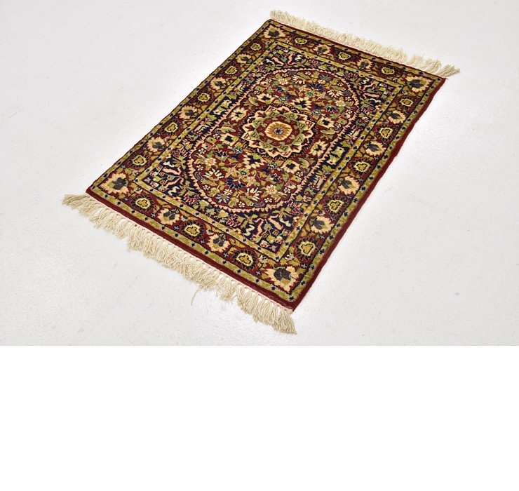 65cm x 97cm Jaipur Agra Oriental Rug