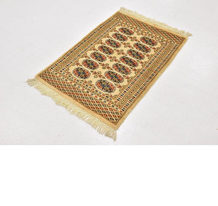 65cm x 97cm Bokhara Oriental Rug