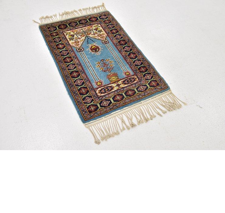 2' 2 x 3' 2 Lahour Oriental Rug