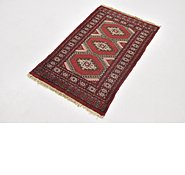 Link to 2' 2 x 3' 5 Bokhara Oriental Rug