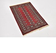 Link to 2' 2 x 3' 2 Bokhara Oriental Rug