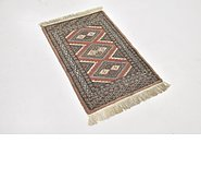 Link to 2' x 3' 2 Bokhara Oriental Rug